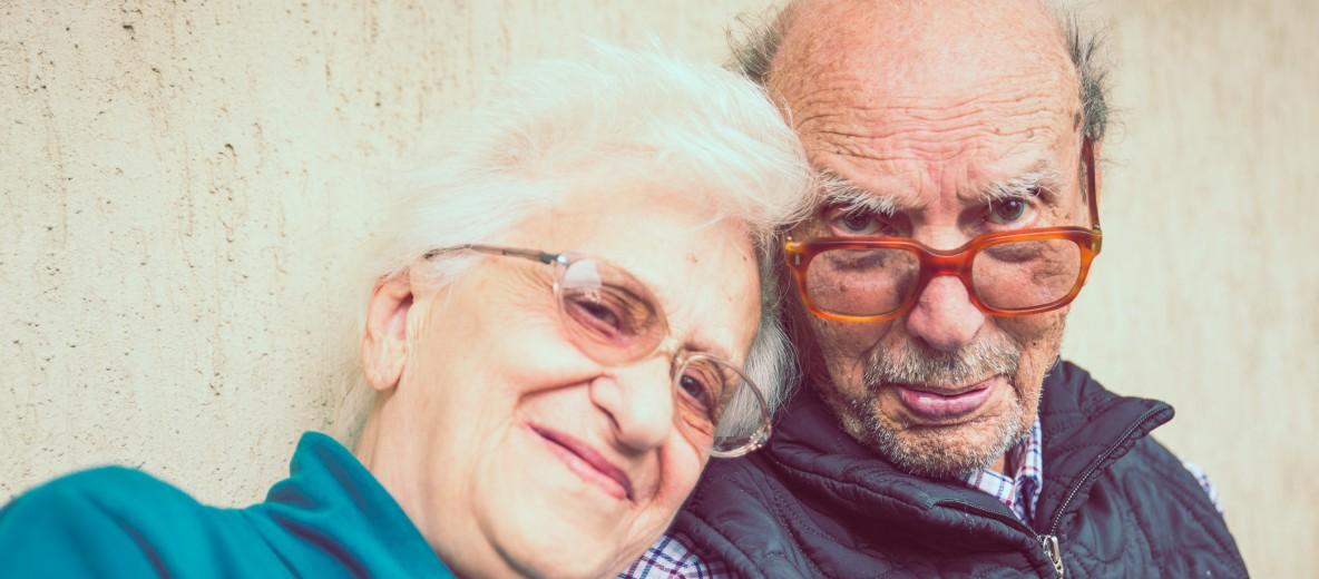 Senior citizens and care
